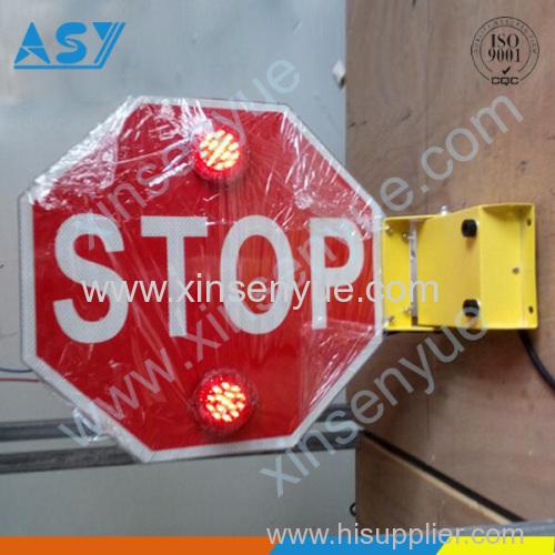 School Bus Stop Parking Equipment
