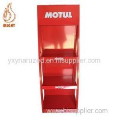Metal Oil Display Stand