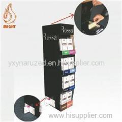 Gravity Feeder Cigarette Display Rack