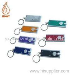 Promotional Custom Logo LED Key Chain