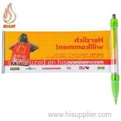 Advertising Banner Pen For Promotion