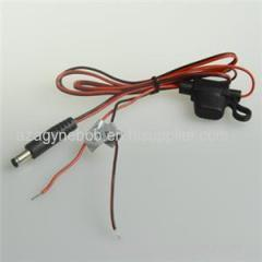 BR-CP01 Power Cable With Male DC Connector