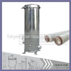 Cartridges Filter Housing For Pp Filter