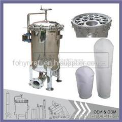 Multi-bags Filter Housing Product Product Product