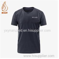 Sport T-shirt With Dry Fit Fabric