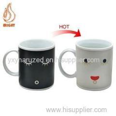 Custom Color Changing Magic Mug