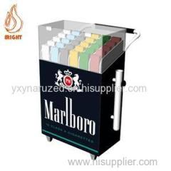 Metal Cigarette Trolley Product Product Product