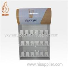 Used Cigarette Display Rack