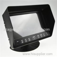 """BR-702WP 7"""" TFT Waterproof Monitor With 2CH Input"""