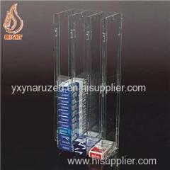 Clear Cigarette Display Product Product Product