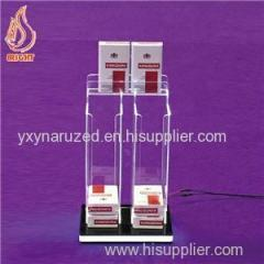 Illuminated Cigarette Display Product Product Product