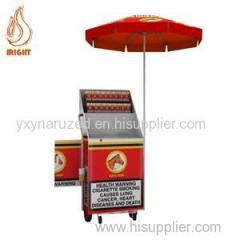 Cigarette Retail And Display Trolley