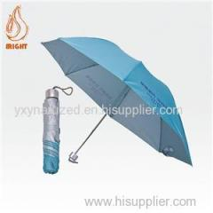 Promotional Foldable Treval Umbrella With Printed Logo