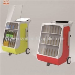 Beverage Vending Trolley Product Product Product