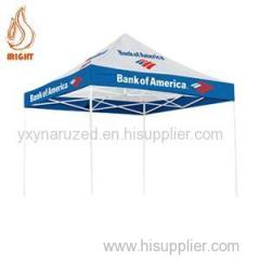 Metal Folding Commercial Gazebo Tent For Promotion