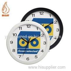Promotional Round Wall Clock Custom Branded