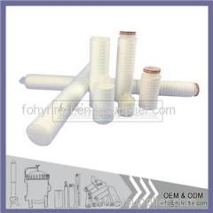 Pp Pleated Filter Product Product Product