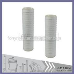 Pvdf Pleated Filter Product Product Product