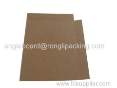 Recyclable Material paper slip sheets for container of cargo using