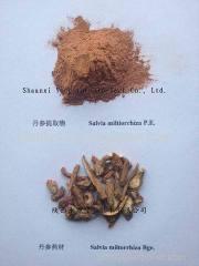 Hot Selling High Quality Salvi Root P.E. or Dan shen P.E. powder wholesale