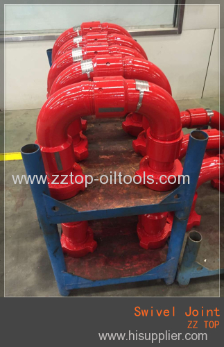 Chiksan swivel joint pipe fitting