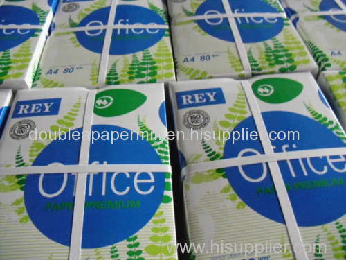 A4 Xerox Copy paper manufacturer from Thailand DOUBLE A