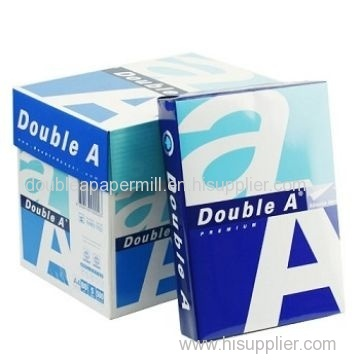 DOUBLE A PREMIUM COPY PAPER manufacturer from Thailand
