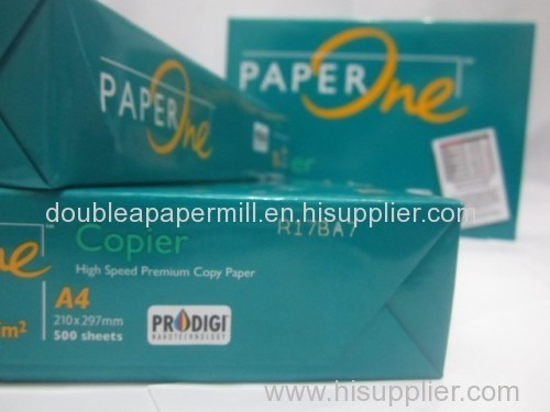 Good quality office a4 copy paper packing manufacturer from