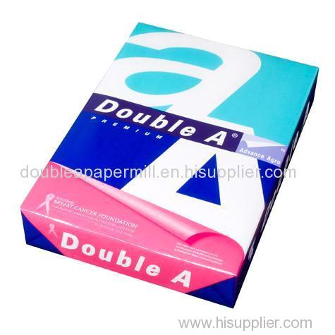 Double A4 Paper from Thailand manufacturer from Thailand DOUBLE A