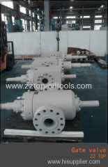 API Ball Screw Gate Valve