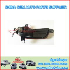 CHINA CHERY STOP BOMPER TRASERO RH BUMPER J62-051