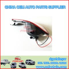 CHINA CHERY AUTO STOP BOMPER TRASERO RH BUMPER J62-051