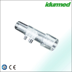 YY Type Flow Sensor For Anesthesia Machine And Ventilator