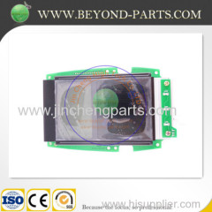 Caterpiller spare parts E320C Excavator parts 320C monitor LCD panel