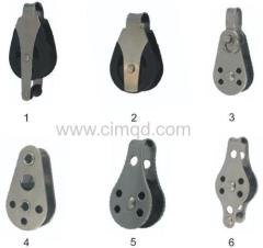 Pulley Mini AISI 316