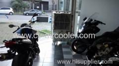 enfriadors evaporativo mobile air cooler unit with good quality cooling pad