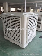 ducting evaporative air cooler with 30000 m3/h airflow