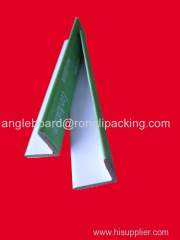 V style Paper edge corner protection with 40*40*6