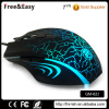 6 buttons glory wired gaming mouse