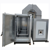 Indirect Gas Fired Powder Coating Oven