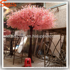 Guangzhou songtao plastic cherry blossom tree wedding trees