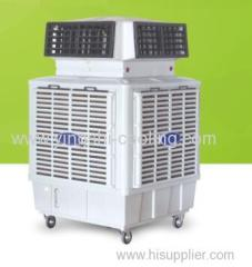 18000CMH axial air cooler with the big water tank