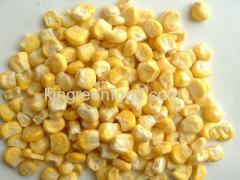 лиофилизированная сладкая кукуруза