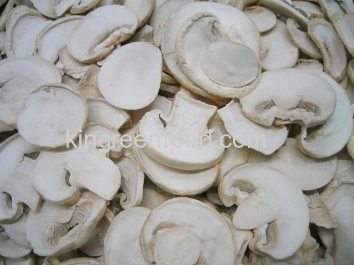 freeze dried mushroom champignon slices