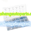 360pcs bolt and nut and washer kits