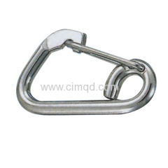 ASYMETRIC SNAP HOOK AISI316