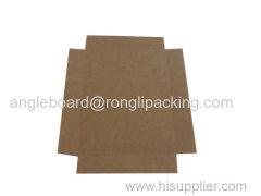 CHINA 4 ways kraft paper brown cardboard slip sheet