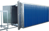 Powder Coating Curing Oven with Trolley