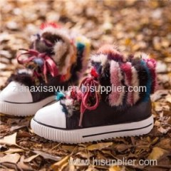Cartoon Snow Boots Product Product Product