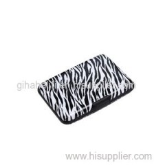 Animal Printed Short Card Wallet
